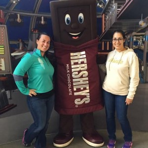 We love you Mr. Hershey!