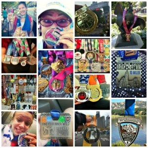 medal Collage