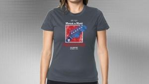 Philadelphia Rock 'n Roll 2017 shirt