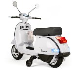 Scooter For Kids Vespa Px150 Electric White Toys Giftware Scooter Center