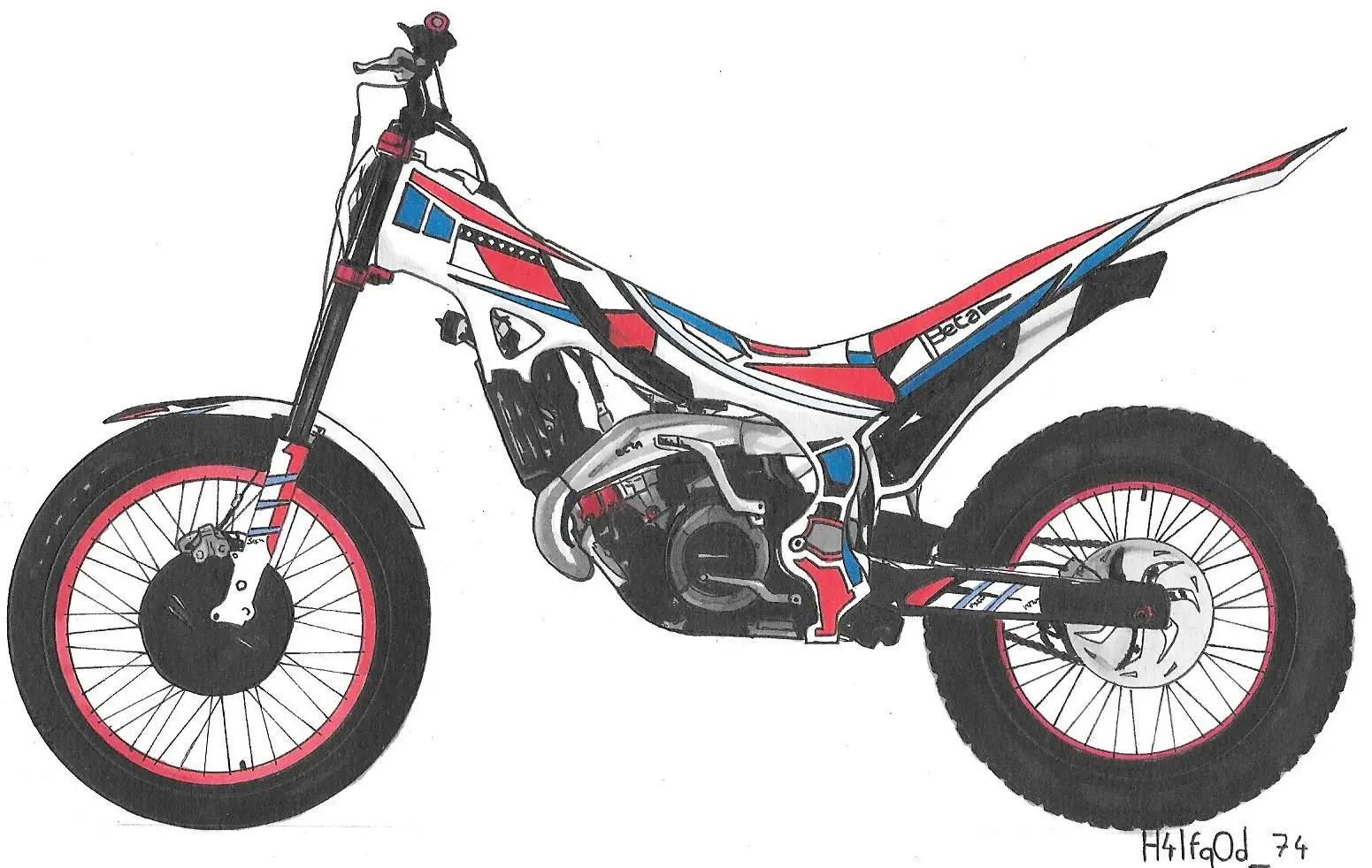 Mes Dessins Et Design De Moto Scooter 50 Photos Et Videos Forum Scooter System