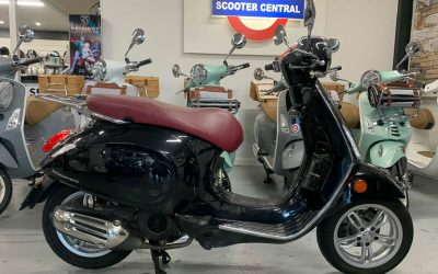 Pre-owned Scooters Available Now!