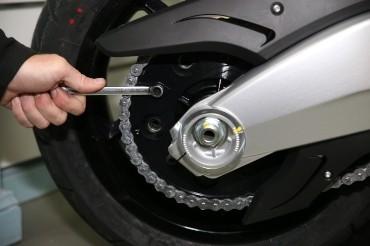 Tgb, Daelim & CF Moto Scooter Servicing