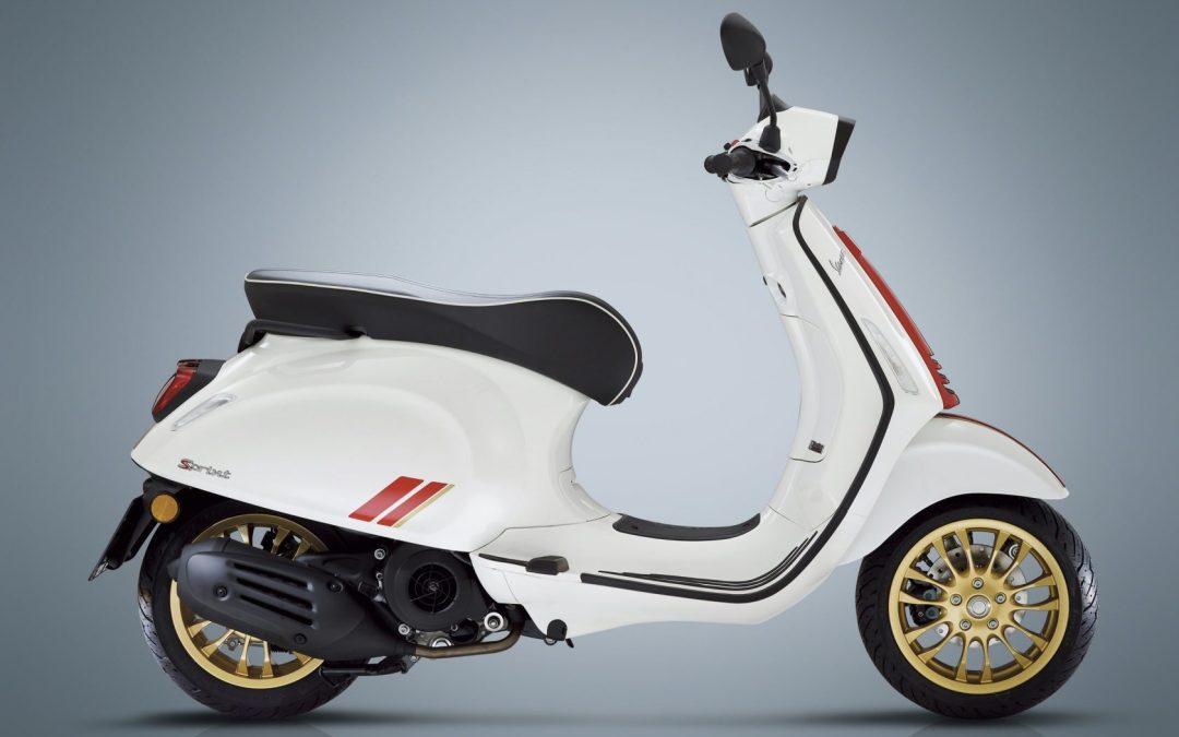 Vespa Sprint Racing 60s Limited Edition