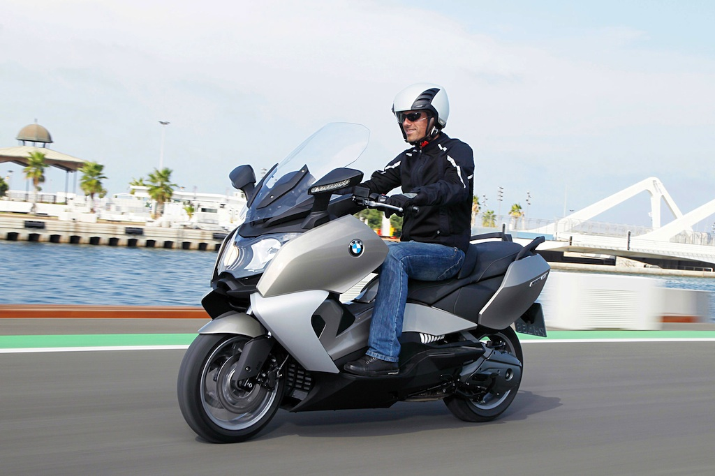 BMW C 600 Sport and C 650 GT Scooters Landing in US in November ...