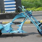 Vespa Chopper #3