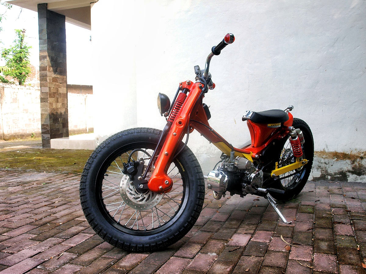 "Custom Cub: Darizt Design's ""17th Attempt"" 
