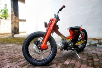 Attempt 17 Honda Cub from Daritz Design