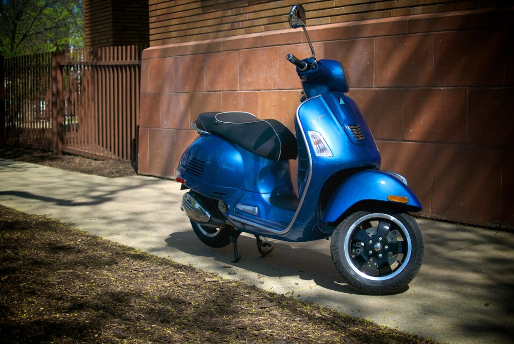Review 2015 Vespa Gts 300 Super Abs Scooterfile