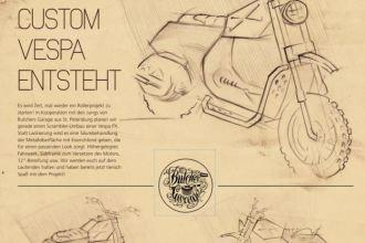 FAQ: Modern Vespa Sidecar? | ScooterFile