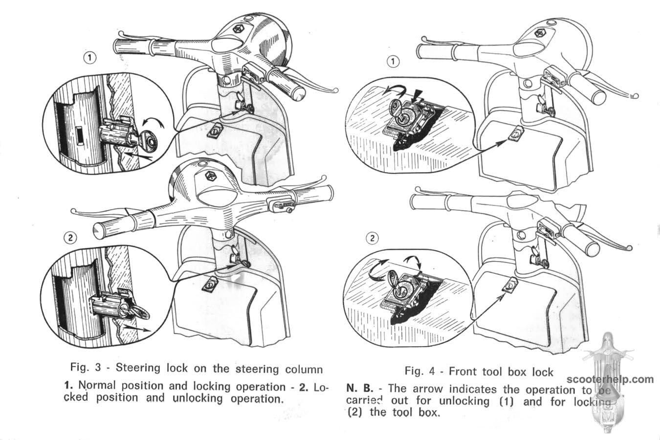 Vespa Manual Et4
