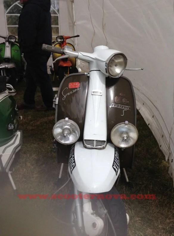 AF S-Type Lambretta.