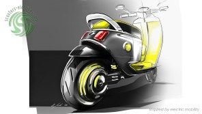 Mini E-Scooter Concept (1)