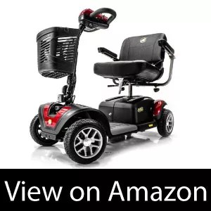 Best Mobility Scooter for off Road