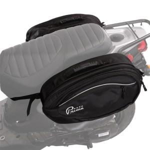 Prima Traveler Saddle Bag; Universal Scooterworks USA