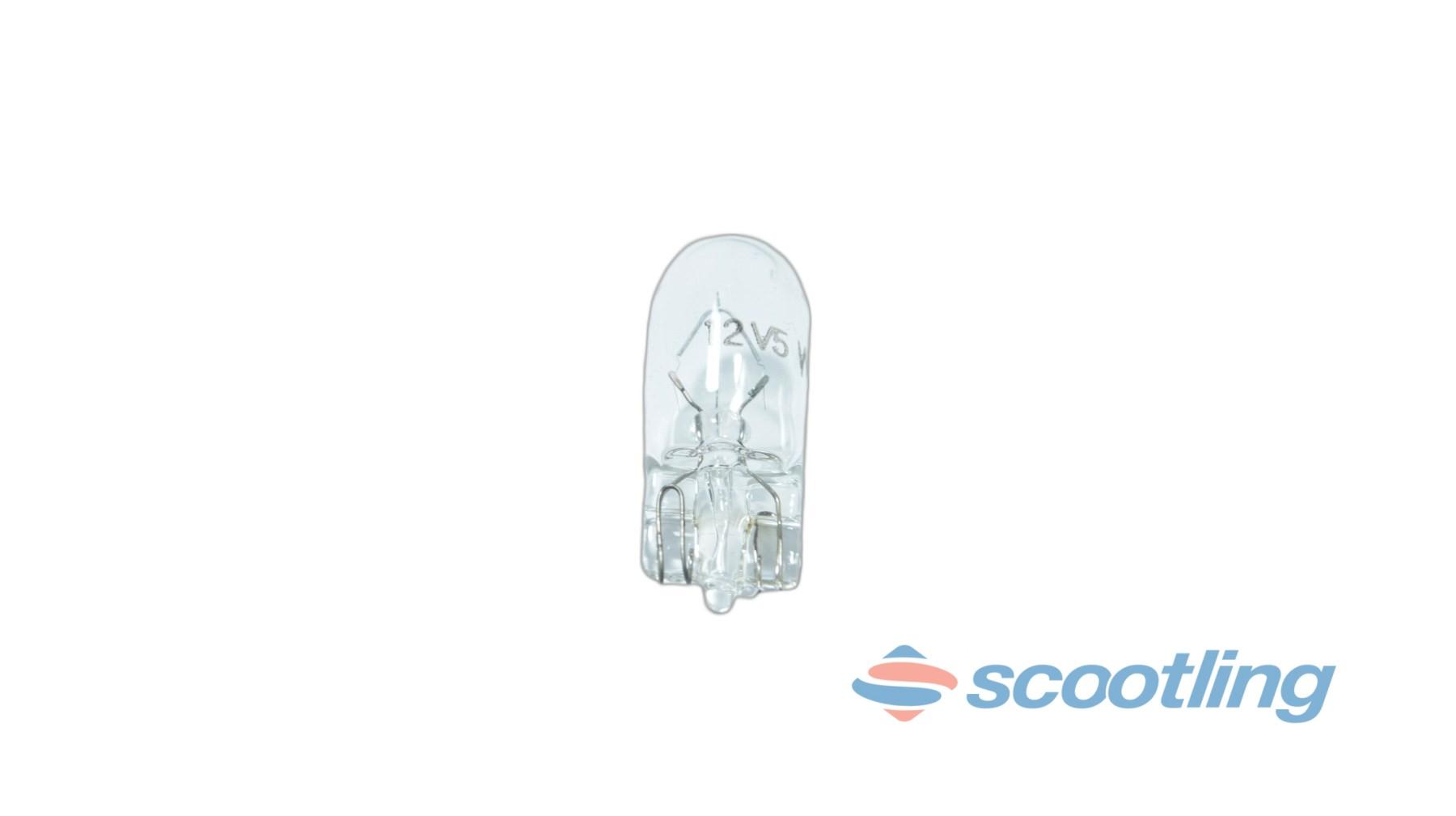 Indicator Bulb 12v 10w Wedge