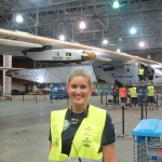 On the runway: Traveling the world with a solar-powered airplane