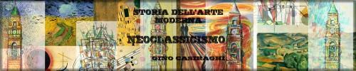 STORIA DELL'ARTE MODERNA INTERPRETATA DA GINO CASIRAGHI: IL NEOCLASSICISMO