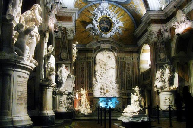 Cappella San Severo
