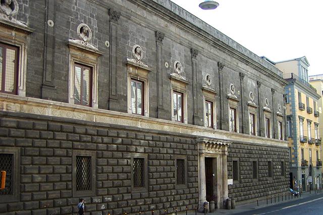 Palazzo Gravina (Facoltà Architettura)