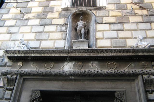 Palazzo Carafa di Sant' Angelo