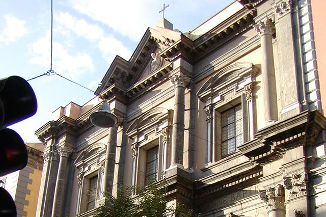San Giovanni Battista delle Monache