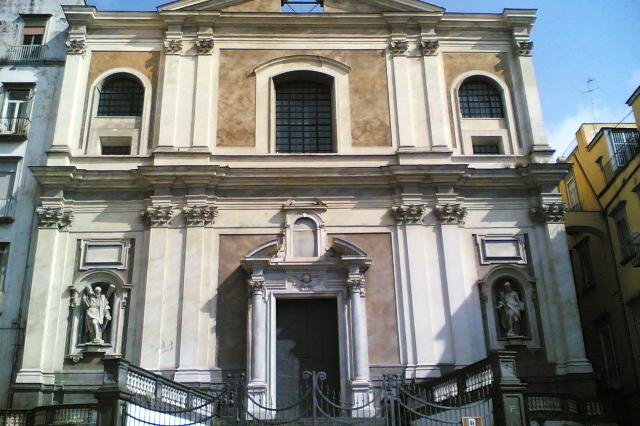 Santa Maria di Donnaregina Nuova
