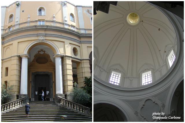 Santa Maria Egiziaca a Pizzofalcone