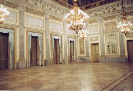 Salone Villa Reale