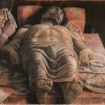 Cristo morto Mantegna