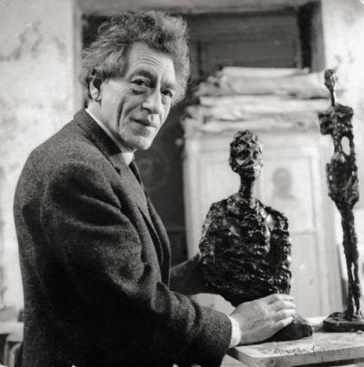 Giacometti a Parigi