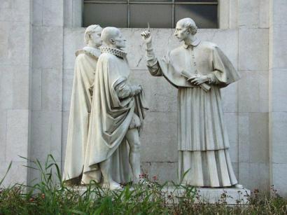 S. Carlo e i deputati