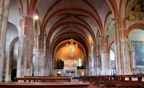 Interno Sant'Eustorgio