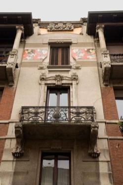 Casa Donzelli, via Gioberti