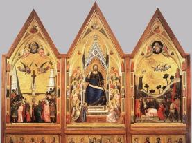 Polittico Stefaneschi - Giotto