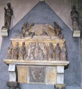 S. Gottardo, monumento funebre di Azzone Visconti