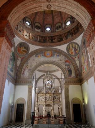 interno cappella Portinari