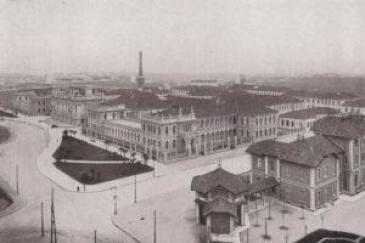 Città Studi 1930