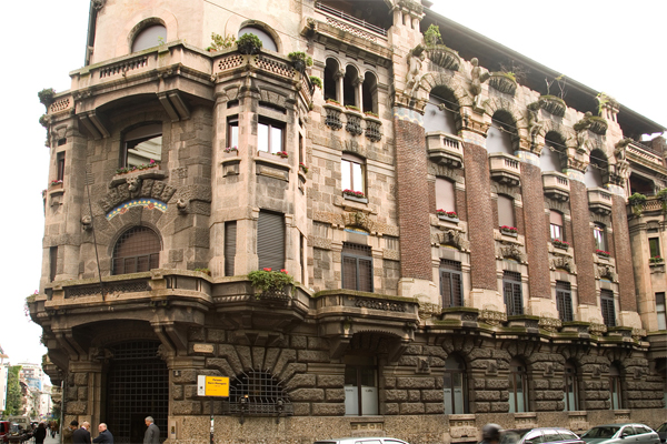 Casa Berri Meregalli