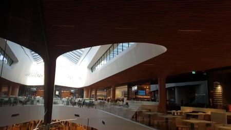 Interno Shopping District