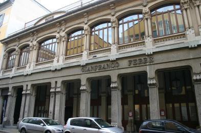 ex Palazzo Gondrand