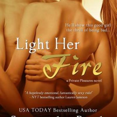 A Review Post – Light her Fire by Samanthe Beck (3.5 Stars)