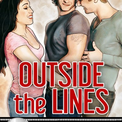 Review Post – Outside the Lines by Anna Zabo (5 Stars)