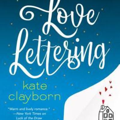 Review : Love Lettering by Kate Clayborn (4 Stars)