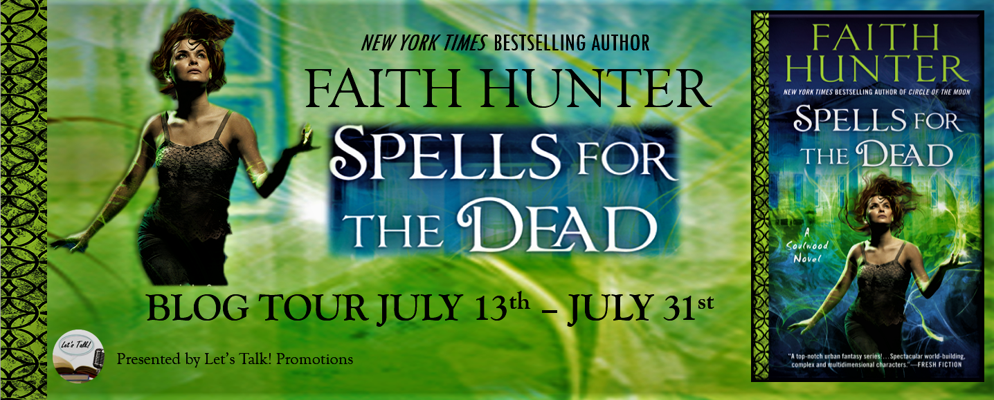 Spells for the Dead Faith Hunter