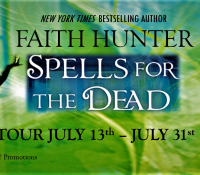 Spells For the Dead by Faith Hunter : Book Review & #Giveaway (Promo Tour Post) @LetsTalkLTP