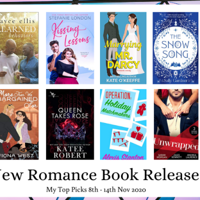 New Romance Release Preview : Nix's Top Picks of this weeks new books