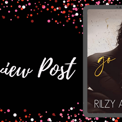 Review Post : Go Deep by Rilzy Adams is a short and sexy read.