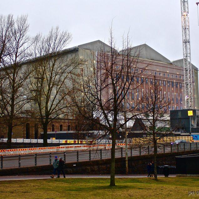 Camera del Parlamento (Eduskuntatelo)