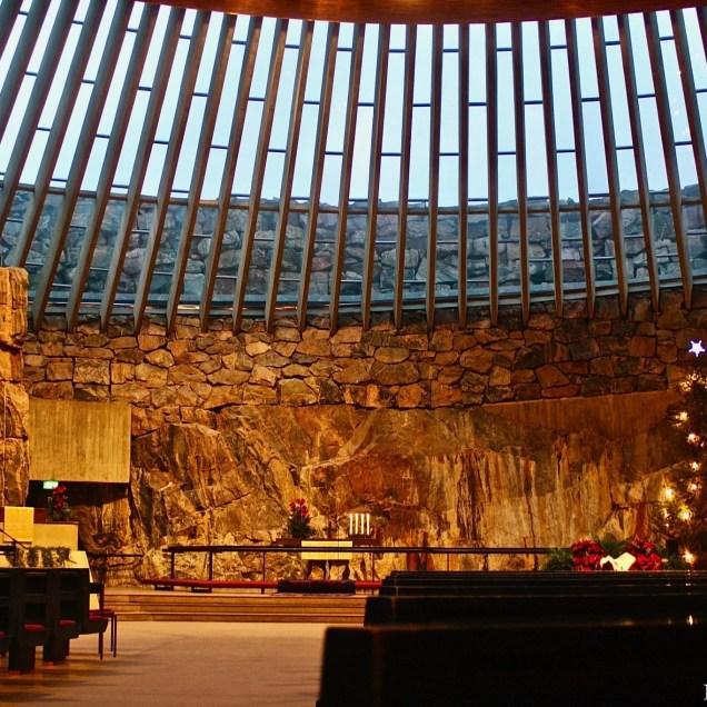 Temppeliaukion - Chiesa nella Roccia